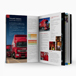 Norbert Dentressangle Interactive Brochure